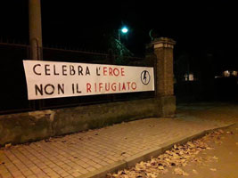 striscione gallini tn