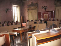 SALA CONSIGLIO (click to enlarge)